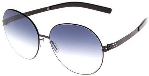 Купить Солнцезащитные очки Ic Berlin IB Jazz M Black Obsidian
