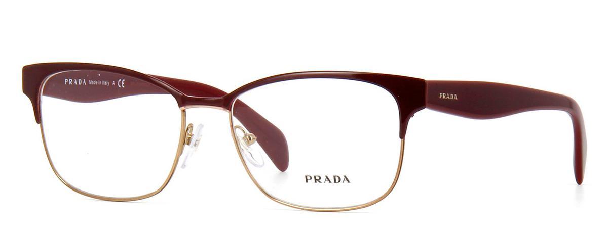 Купить Оправа Prada PR 65RV UAN1O1, Оправы для очков