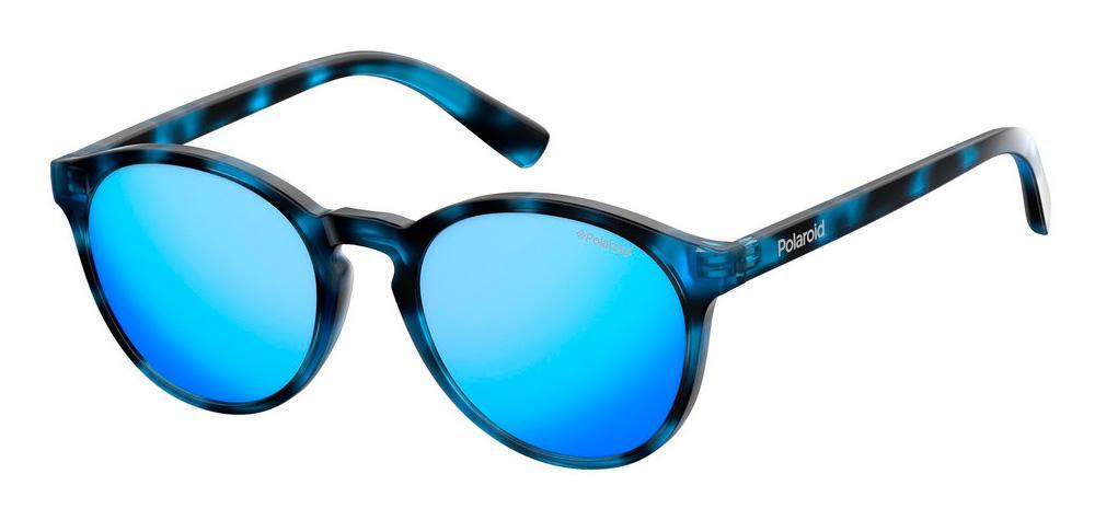 Купить Солнцезащитные очки Polaroid Kids PLD 8024/S JBW 5X