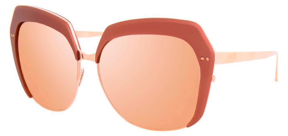 Купить Солнцезащитные очки Linda Farrow Luxe LFL 578 C3