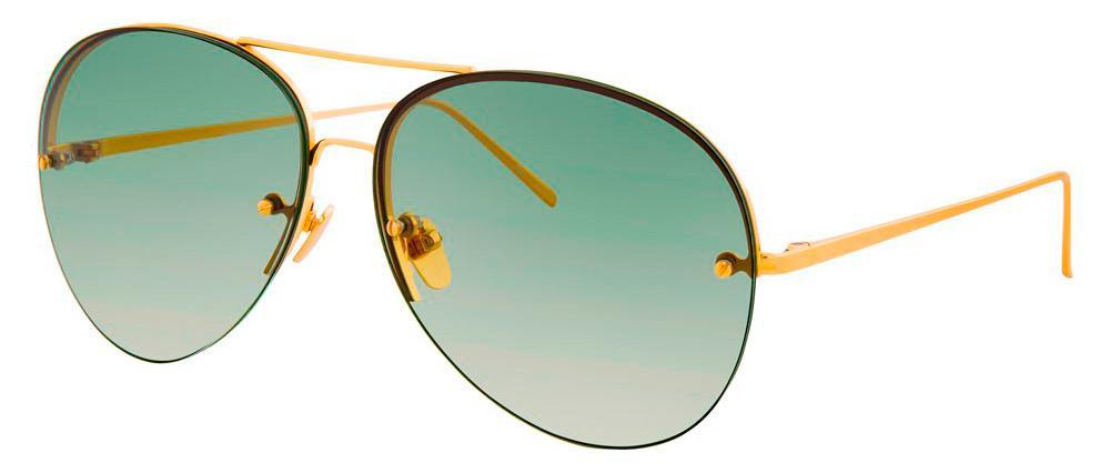 Купить Солнцезащитные очки Linda Farrow Luxe LFL 574 C8