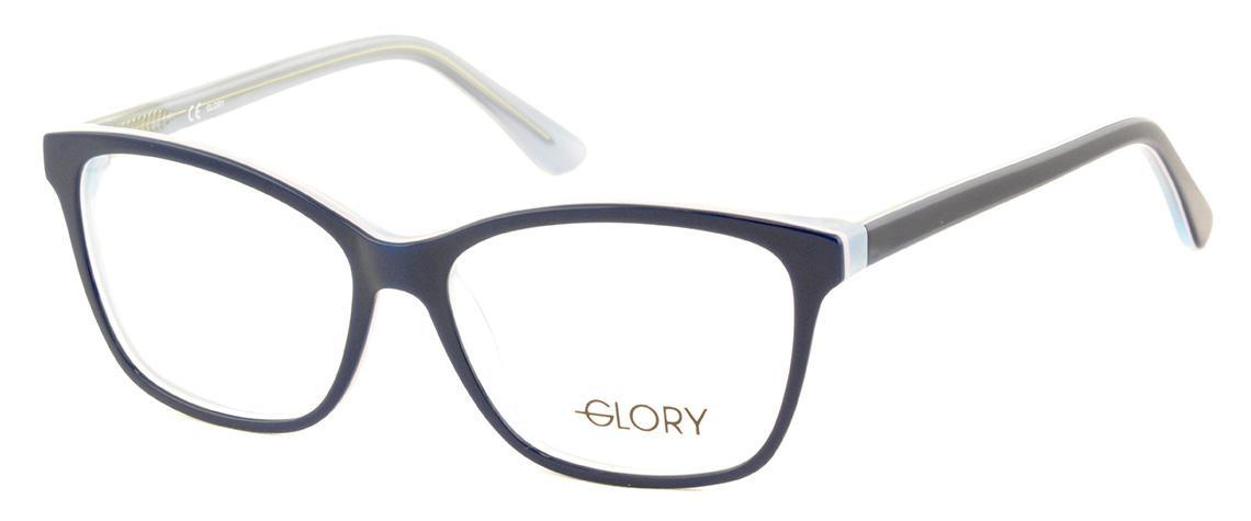 Купить Оправа Glory 409 Blue, Оправы для очков