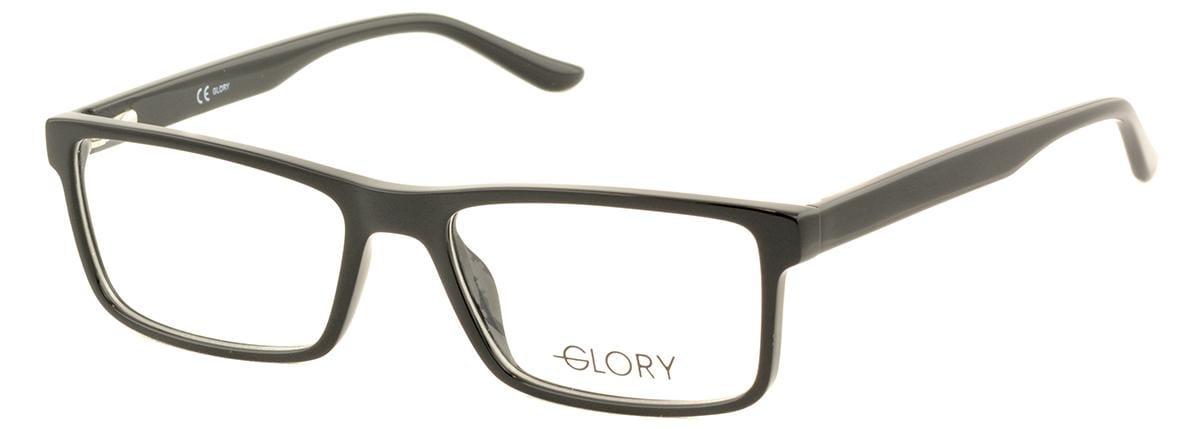 Купить Оправа Glory 185 Black, Оправы для очков