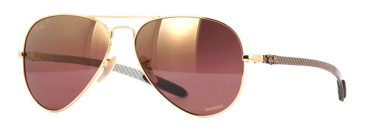 Купить Солнцезащитные очки Ray-Ban RB8317CH 001/6B