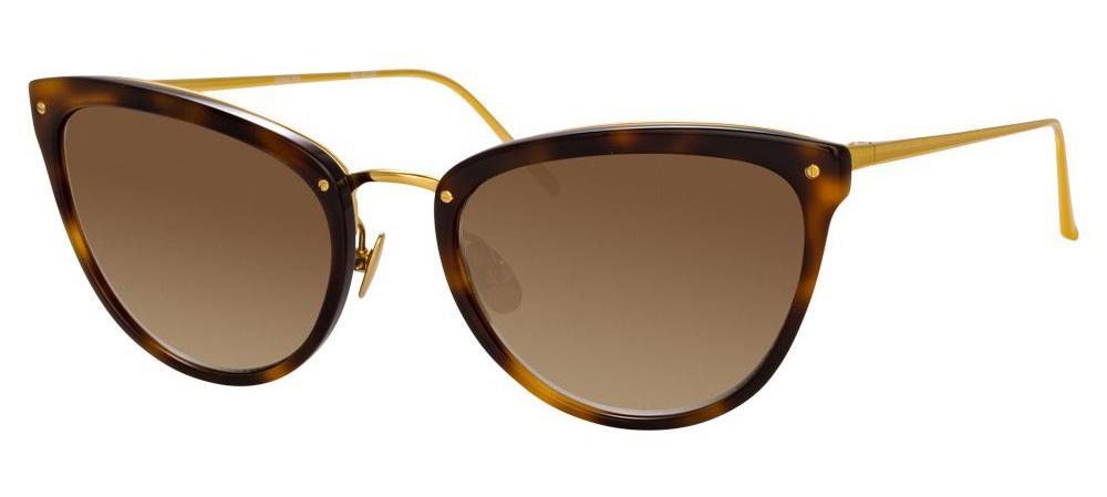 Солнцезащитные очки Linda Farrow Luxe LFL 683 C03  - купить со скидкой