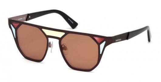 Солнцезащитные очки Diesel DL 0249 50G  - купить со скидкой