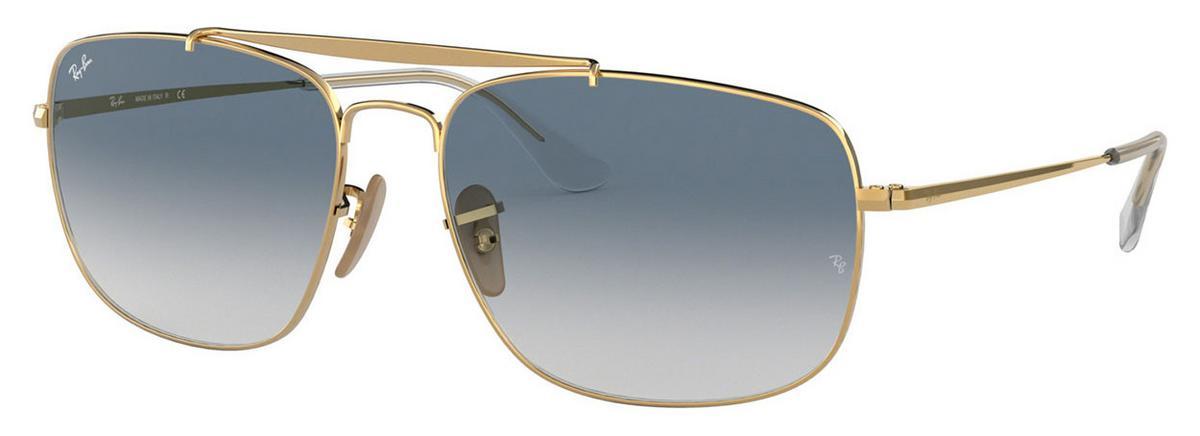 Купить Солнцезащитные очки Ray-Ban RB3560 001/3F