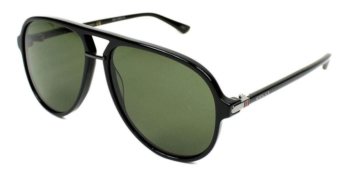 Купить Солнцезащитные очки Gucci GG 0015S 001