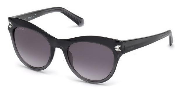 Солнцезащитные очки Swarovski SK 0171 20B  - купить со скидкой