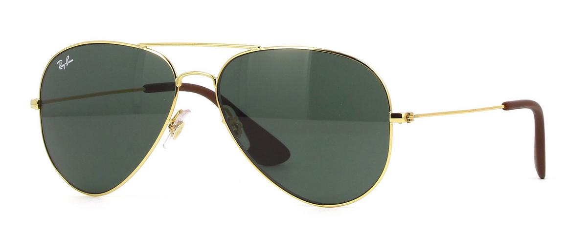 Купить Солнцезащитные очки Ray-Ban RB3558 001/71