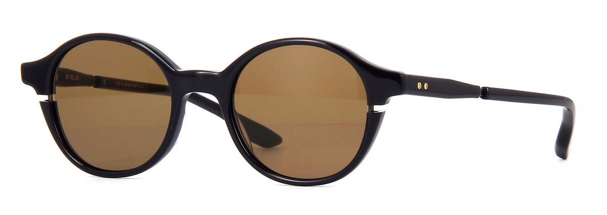 Купить Солнцезащитные очки Dita Siglo DTS 113-48-02 NVY-GLD