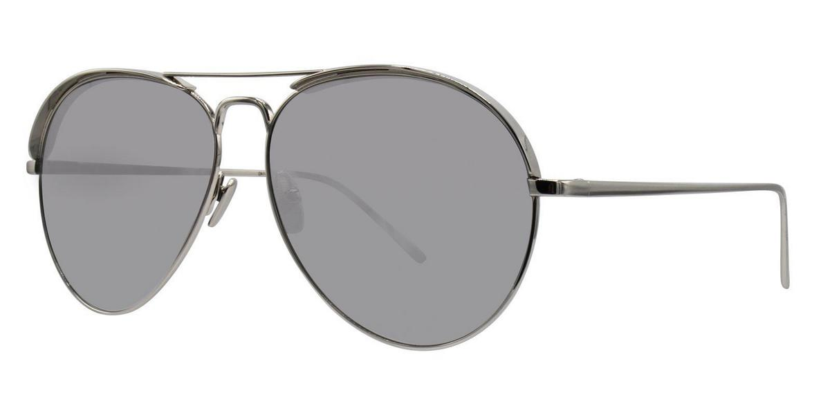 Купить Солнцезащитные очки Linda Farrow Luxe LFL 594 C02