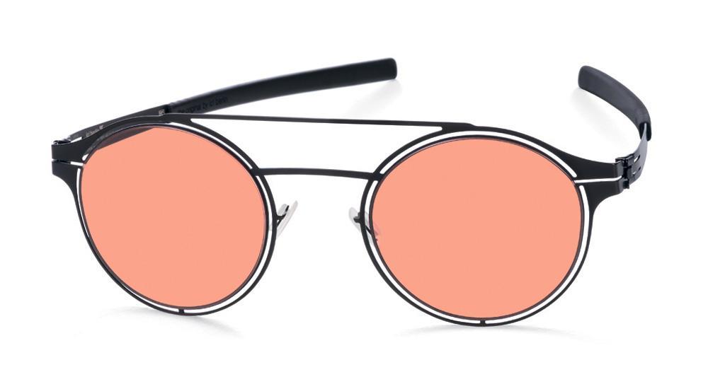 Купить Солнцезащитные очки Ic Berlin IB Circularity Black Bernstein Flex