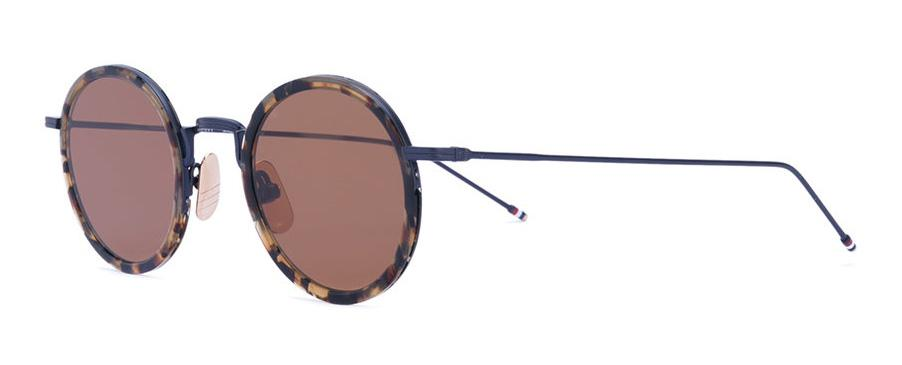 Купить Солнцезащитные очки Thom Browne TBS 906-46-02 TKT-NVY