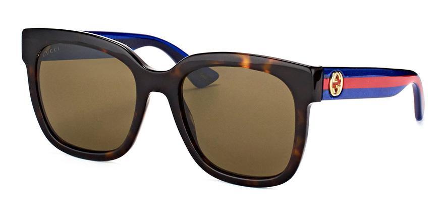 Купить Солнцезащитные очки Gucci GG 0034S 004
