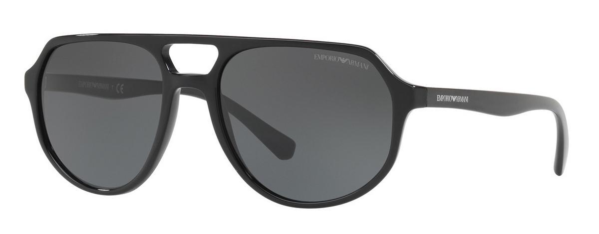 Купить со скидкой Солнцезащитные очки Emporio Armani EA4111 5001/87