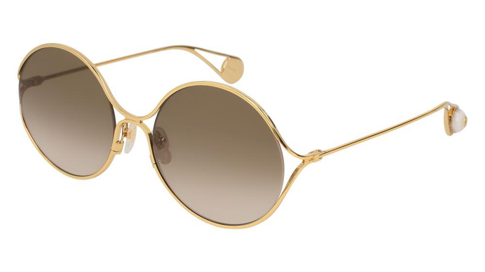 Солнцезащитные очки Gucci GG 0253S 002 2N  - купить со скидкой