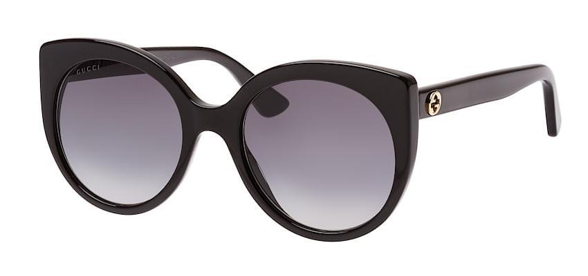 Солнцезащитные очки Gucci GG 0325S 001 3N  - купить со скидкой