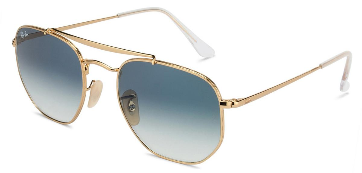 Купить Солнцезащитные очки Ray-Ban RB3648 001/3F 2N