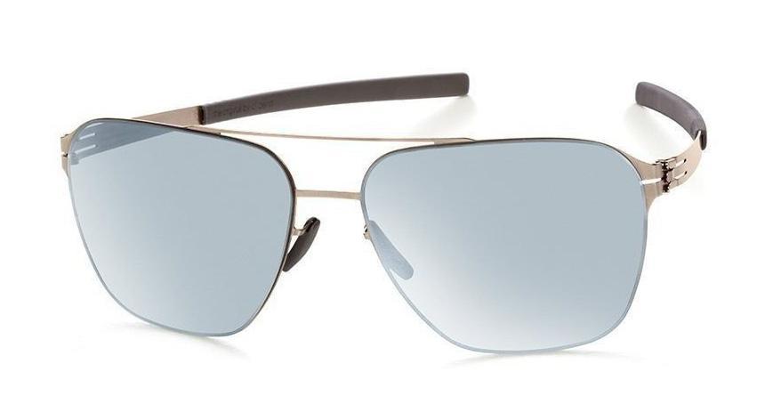 Купить Солнцезащитные очки Ic Berlin IB Jonathan I.Large Bronze-Warm Grey-Teal Mirrored