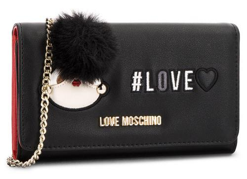 Кошелeк Love Moschino JC 5537 PP16 LK0000