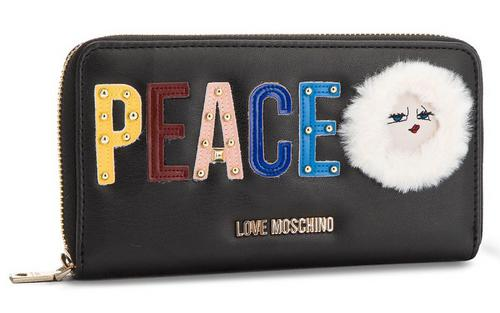 Кошелeк Love Moschino JC 5589 PP06 KJ0000