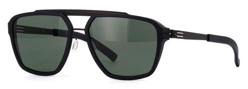 Ic Berlin IB Dystopia Black Green Polarized Plotic-Vario - фото 1