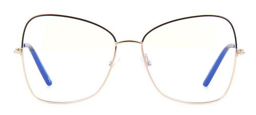 Tom Ford TF 5571-B 001 55 - фото 2