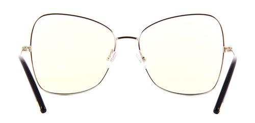 Tom Ford TF 5571-B 001 55 - фото 4
